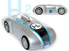 Испытания автомобилей Ford на водородных топливных элементах