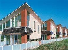 Солнечный поселок архитектора Диша