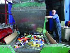 На Златоустовском машиностроительном заводе скоро завершатся работы по созданию комплекса оборудования для гранулирования полимерных отходов