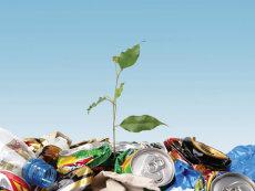 Бытовые отходы в Швейцарии