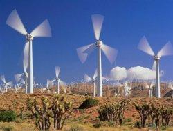 В Челябинской области развивается производство ветроустановок