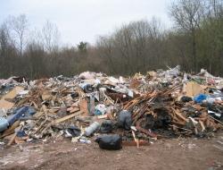 Ежегодно в России образуется около 4.5 млрд тонн отходов