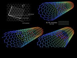Канадцы создали нанотрубки на основе ДНК