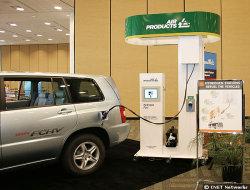 США: рынок водородного транспорта