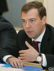 Д. Медведев: У нас действительно нет нормативной базы по возобновляемым источникам энергии