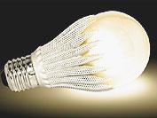В России создали сверхэкономичную лампу-светодиод