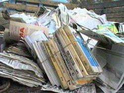 Рынок переработки макулатуры в России