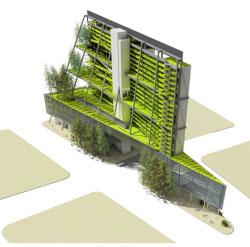 Совет по зеленому строительству может появиться в РФ