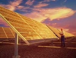 В Крыму в августе-сентябре 2010 г. будет запущена солнечная электростанция
