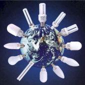Красноярцев призывают сдавать старые люминесцентные лампы