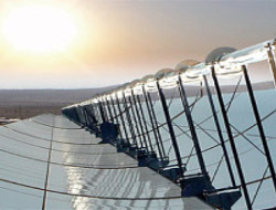 Янукович: Украина построит крупнейшую в Европе солнечную электростанцию