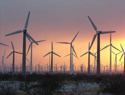 В Беларуси в 2011-2015 годах планируется строительство ветропарков суммарной мощностью до 300 МВт