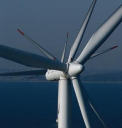 Великобритания: запущена крупнейшая в мире ветряная морская электростанция