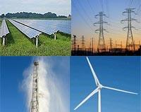 В Крыму построят солнечные и ветряные электростанции мощностью 2 тыс. МВт