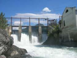 Воды Рейна стали источником энергии для речных турбин