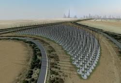 В США разработали проект ветрофермы без ветряков