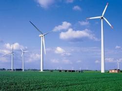 Мировой рынок ветряной энергетики за первую половину 2010 года