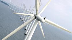 Китай собирается построить крупнейшую в мире ветряную электростанцию в открытом море