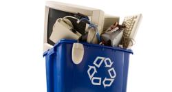 Беларусь: экологи предлагают ввести принцип ответственности производителей за электронные отходы