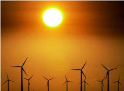 Siemens поставит турбины для ветропарка Griffin в Шотландии