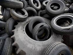 В Югре планируют создать центр по переработке старых автопокрышек