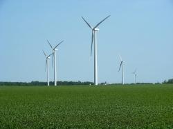 Две ветроэлектростанции мощностью 30 МВт строятся в Великобритании