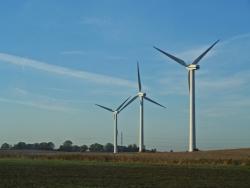 Польша: построена новая ветроэлектростанция