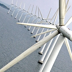 Десять стран ЕС создают единую сеть ветряных электростанций