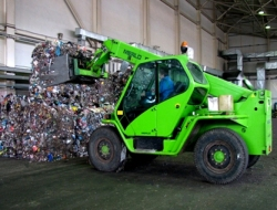 В Хабаровске введена в строй мусороперегрузочная станция нового поколения
