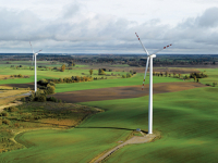 GE будет участвовать в строительстве двух ветропарков в Румынии