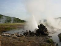 «Геотермальная активность» Восточной Африки