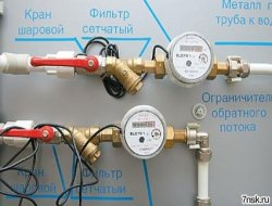 Обязательную установку счетчиков газа планируют перенести на 2015 год