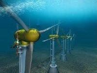 Шотландия построит крупнейшую электростанцию на приливном течении