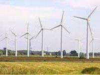 В Украине будут строить оборудование для ветряных электростанций