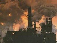 Уровень загрязнения воздуха в ряде регионов превышает норму в 10 раз