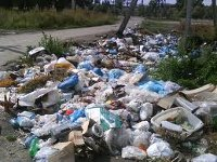 В июне 2011 года в Бурятии запустят мусороперерабатывающий завод