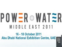 Power Generation and Water Middle East 2011