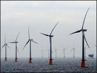 В Рижском заливе построят ветропарк