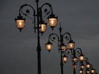 В Санкт-Петербурге установят 300 новых фонарей