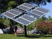 Солнечные панели для дата-центра Facebook