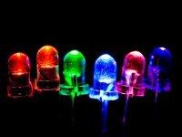 Ученые разработали новый метод производства зеленых светодиодов