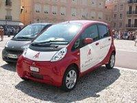 Mitsubishi будет развивать инфраструктуру для электромобилей в Москве