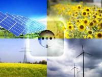 Ветряки, солнечные батареи и ГЭС составят основу генерации к 2050 году