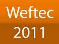 WEFTEC 2011