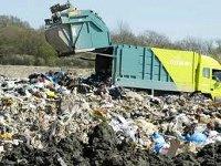 На предприятиях Украины в течение 2010 г. образовалось 419,2 млн т опасных отходов