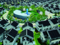 Panasonic построит экогород на тысячу домов, питаемый исключительно альтернативной энергией