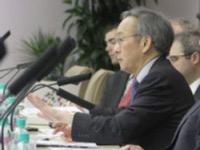 Министр энергетики США Стивен Чу посетил офис РОСНАНО