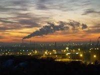 Экологичность промпроизводства повысилась в 2010 году в 67 регионах РФ