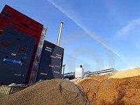 Doneral FRS Group построит в Украине биотопливную электростанцию