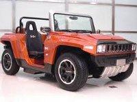 Hummer выпустил экологически безопасный автомобиль
